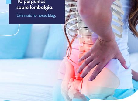10 perguntas sobre lombalgia | CTC-MS