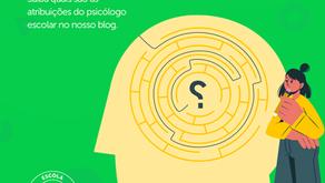 O Papel do Psicólogo na Escola | Escola Mappe