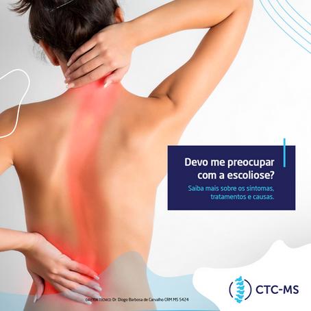 Escoliose: sintomas, tratamentos e causas | CTC-MS