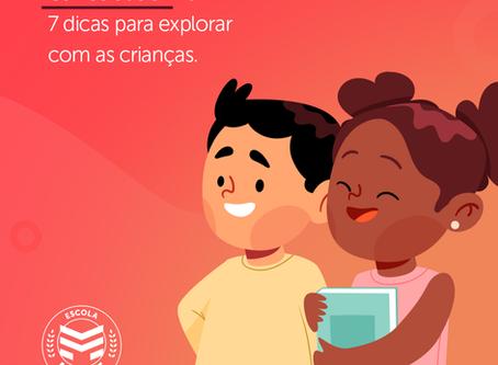 Curiosidade infantil: 7 dicas para explorar com as crianças   Escola Mappe