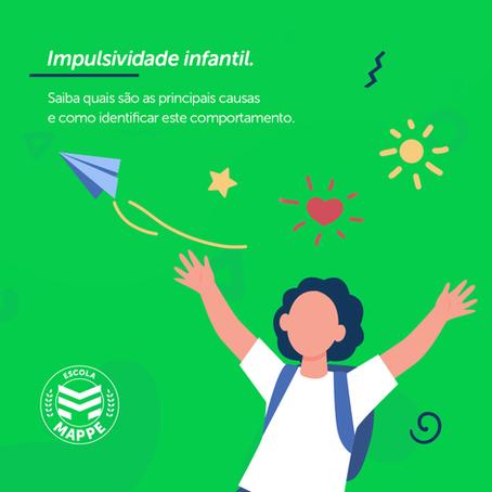 Como entender e lidar com a impulsividade infantil? | Escola Mappe