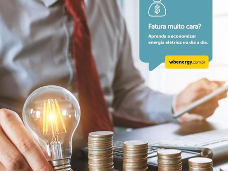 Dicas para economizar com energia elétrica na próxima fatura | WB Energia Solar