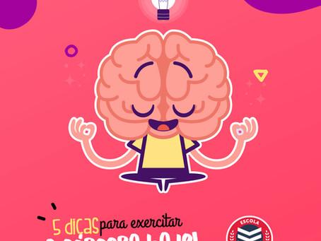 5 dicas para exercitar o cérebro hoje | Escola Mappe