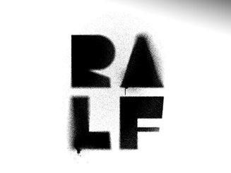 Ralf Arquitetura - Marca e Identidade Visual criada por José Alcânttara