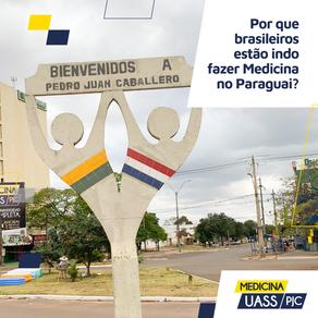 Por que alunos brasileiros estão indo fazer Medicina no Paraguai? | UASS-PJC