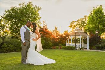 Rocklin Event Center Wedding