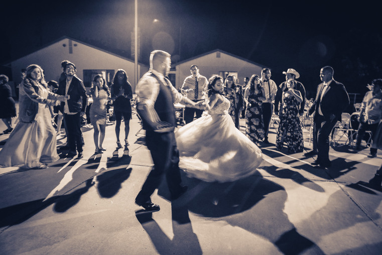Ceres, Ca. Wedding