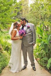 High Sierra Iris Wedding Gardens