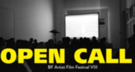 OPEN CALL VIII yellow.jpg