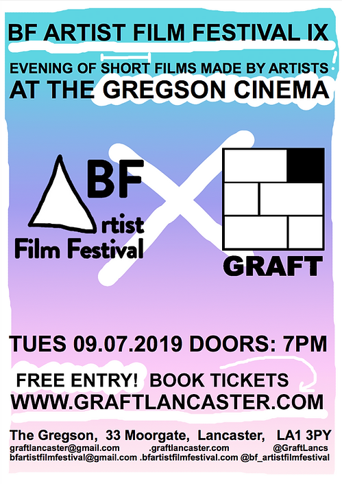 BF Artist Film Festival IX
