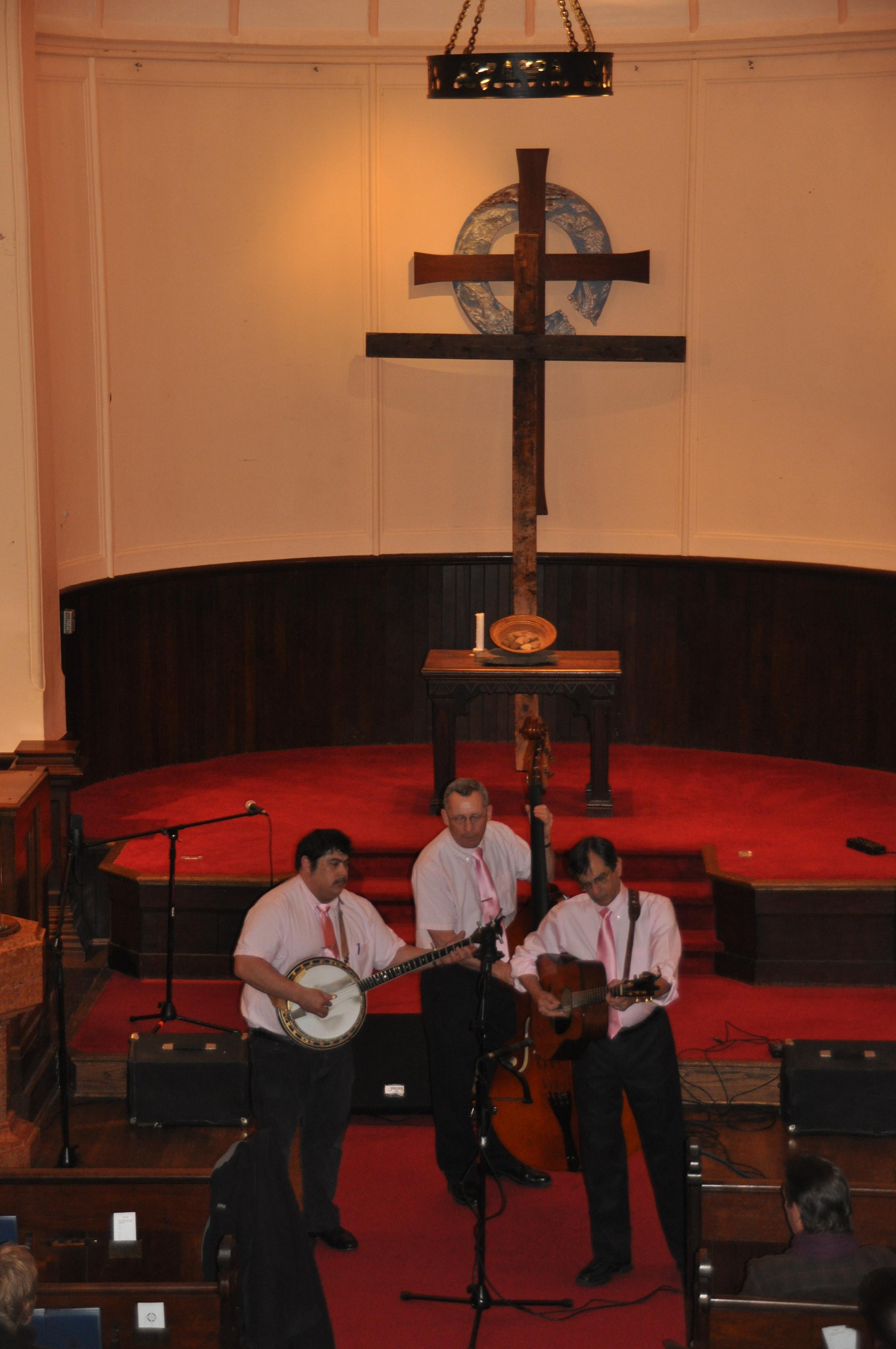Tarrytown, NY concert 2011