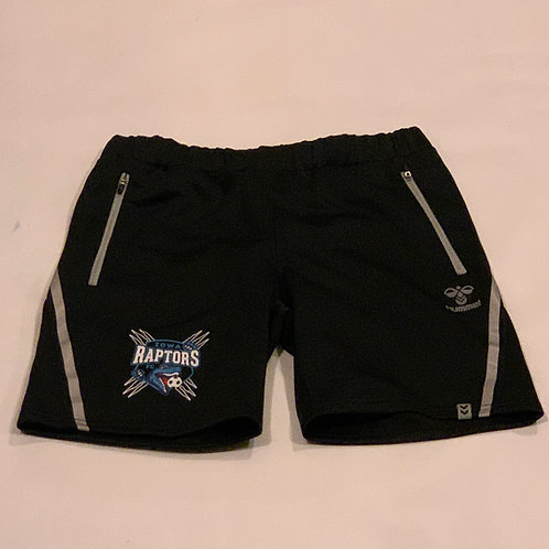 Women's Shorts w/zipper Pockets