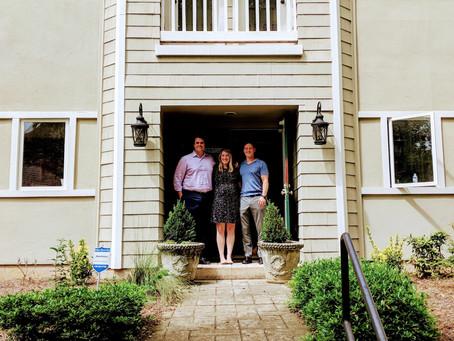 Rosenwood Rose Closes on Permanent Home