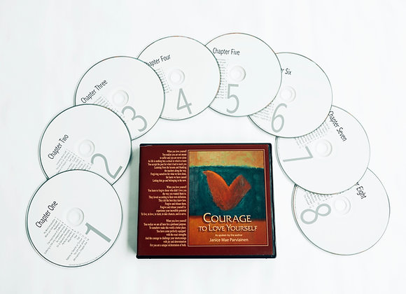 Courage to Love -Audio CDs