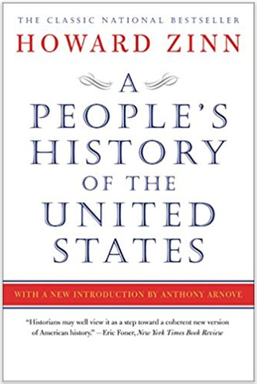 """A People's History of the U.S."""