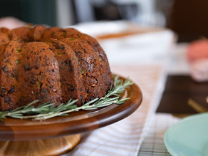 Thanksgiving Series: Sausage Cornbread Bundt Pan Dressing