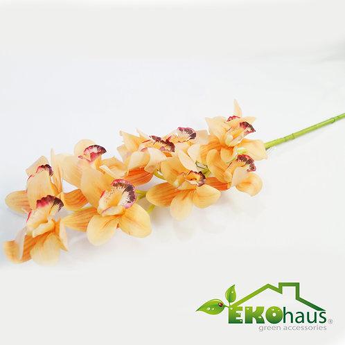 Orquidea naranja