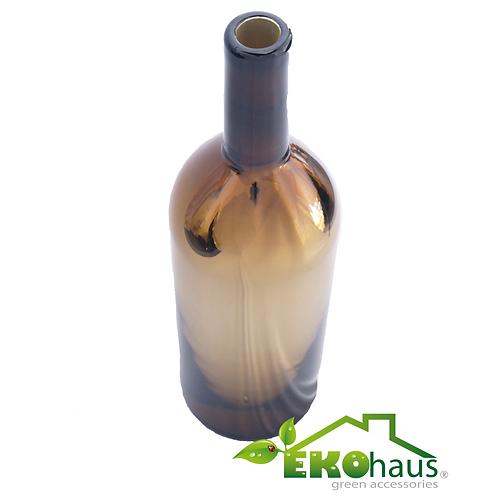 Botella dorada