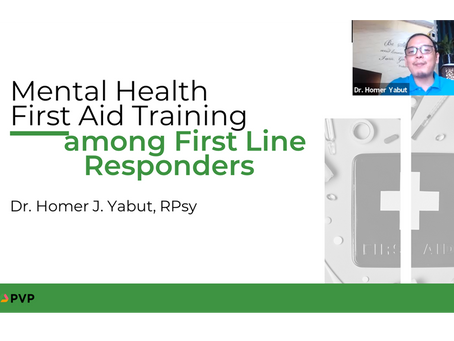 PVP Helping Companies Help their Employees on Delivering Mental Health First Aid