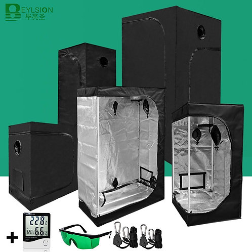 Grow Hydroponic Tent Grow Light Parts Grow Box Tent Mylar for Growing Greenhouse