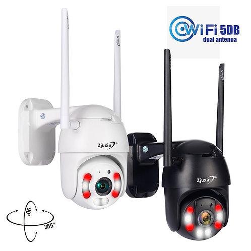 IP Camera WiFi HD1080P Wireless Wired PTZ