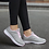 Thumbnail: Shoes Woman Sneakers Casual Platform Trainers Women Shoe White Tenis Feminino