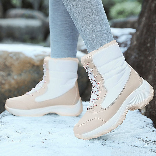 Women Boots Comfortable New Retro Style Shoes