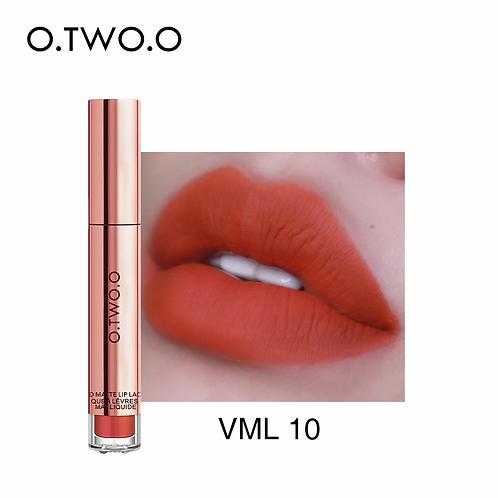 Matte Lipstick Liquid Waterproof Long Lasting Velvet Lip Gloss Makeup