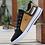 Thumbnail: Men's Skateboarding Shoes High Top Leisure Sneakers Breathable Street