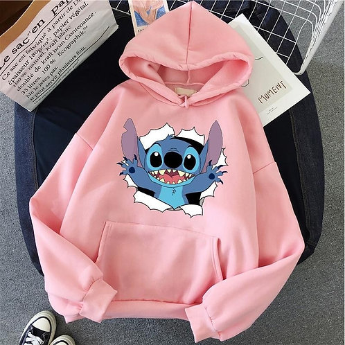 Autumn and Winter New Candy Color Sweatshirt Lovers Shirt All-Match Personality