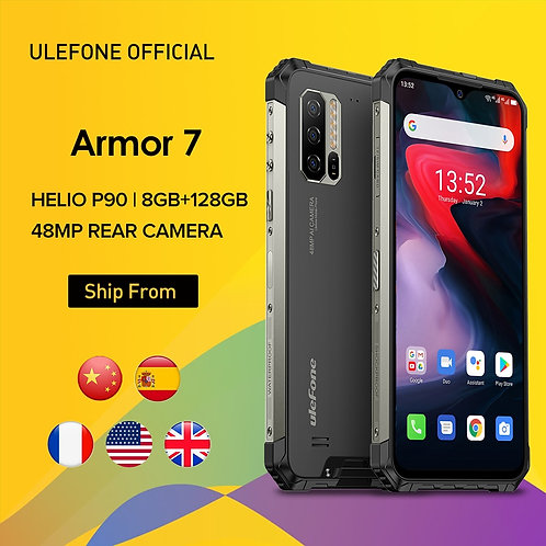 Android 10   8GB+128GB   48MP CAM 4G LTE Global Version Smartphone