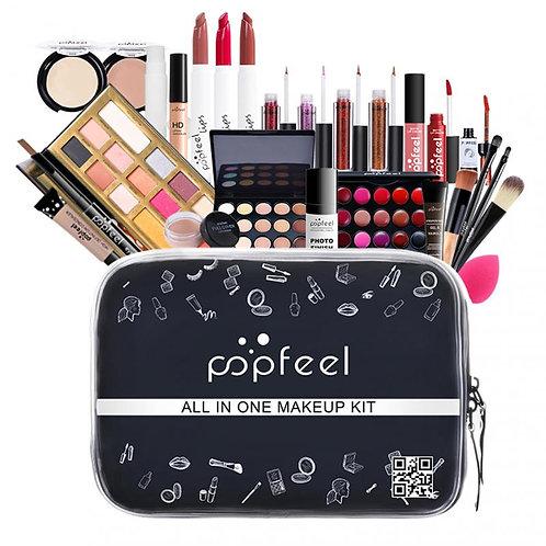 8-27Pcs Cosmetic Kit Makeup Set for Beginners Makeup