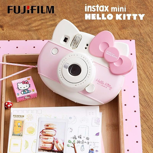 Instax Mini  Instant Camera40  Film Photo Paper One Time Shot With 10sheets