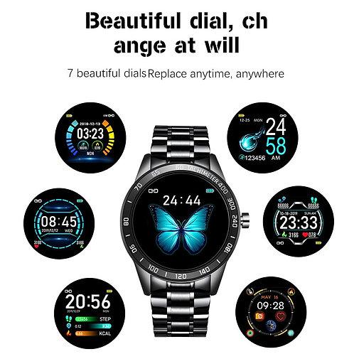 LIGE Band Smart Watch Men Sport Multifunction