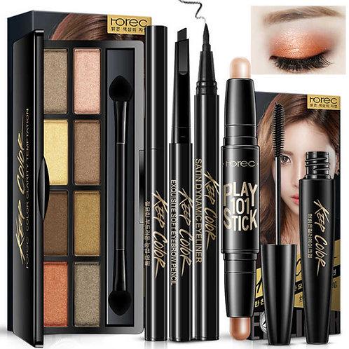Bag Makeup Set Lipstick Eyeshadow Makeup Sets 4