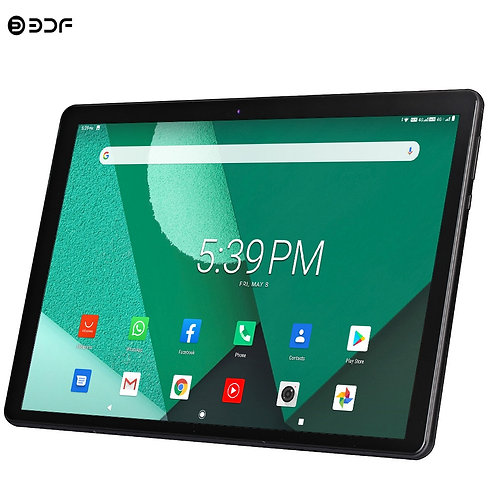 Pc 10.1 Inch Android 9.0 Tablets 4g LTE Phone Call GPS WiFi
