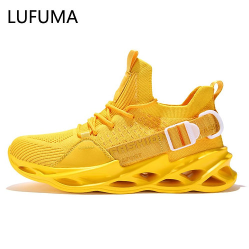 Men Fashion Shoes Rubber Large Size Outdoor Fashion Sneaker for Man Leisure