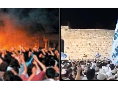 Mescid-i Aksa'da Yangına Dönen Madımak'taki Köz