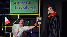 Science Girl Launches Her Premier Show at Explora