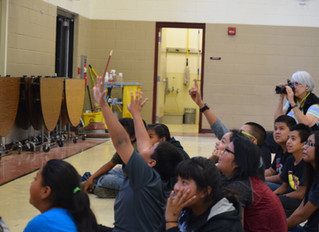 Lybrook K-8 Students are Eager Learners!!