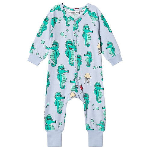 Tao and Friends seahorse sleepsuit