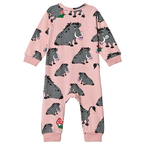 Tao and Friends sleepsuit - warthog