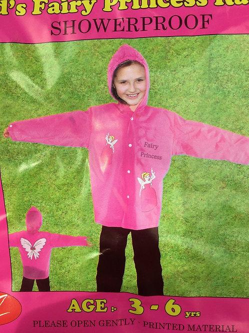 Lightweight fairy raincoat