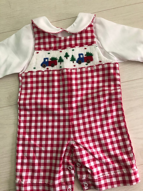 Boy's Christmas outfit