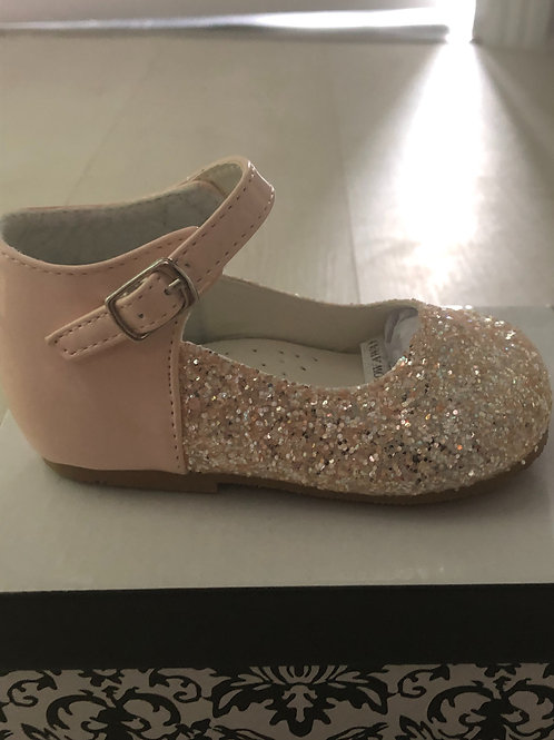 Glitter shoes - pink