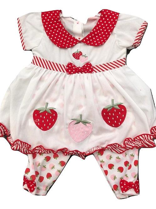 Strawberry 2 piece set