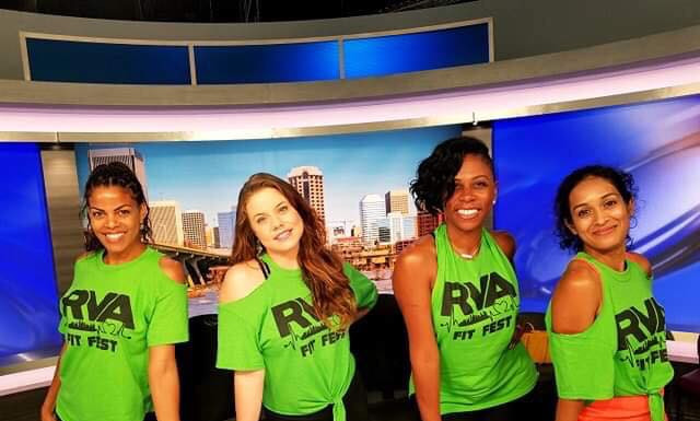 RVA Fit Fest CBS6