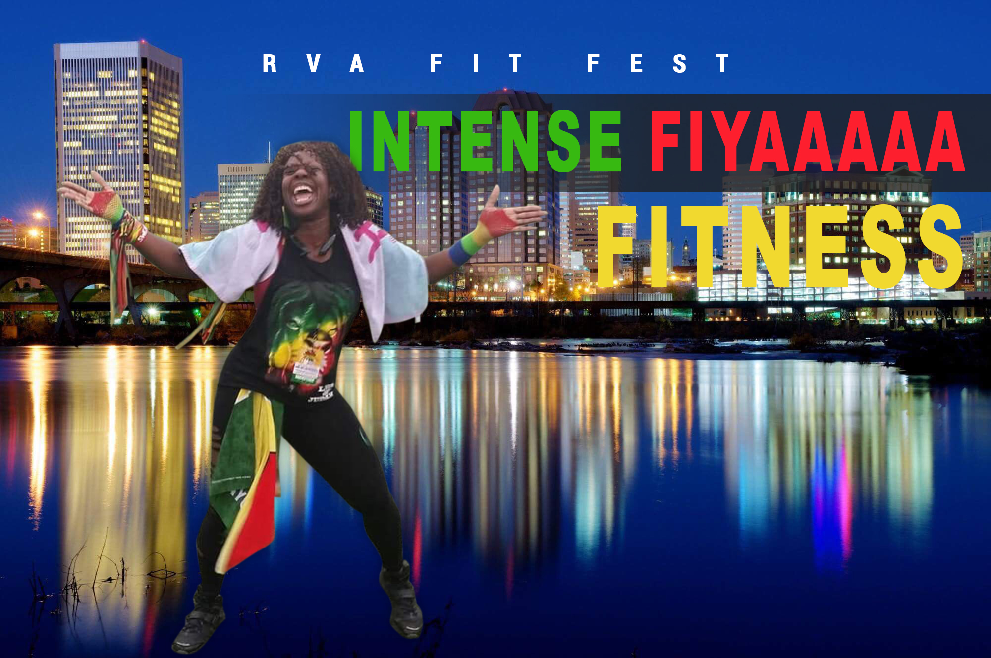 INTENSE FIYAAAAA FITNESS