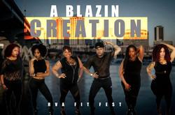 A Blazin Creation
