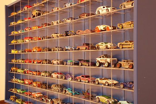 1:43 Scale (50 Cars Display)